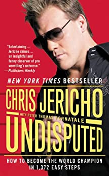 Book cover for Undisputed: How to Become the World Champion in 1,372 Easy Steps