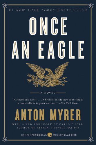 Book cover for Once an Eagle