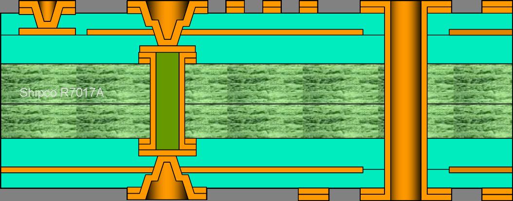 R7017A PCB