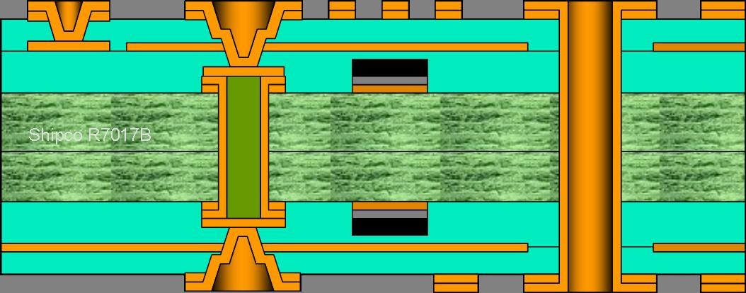 R7017B PCB