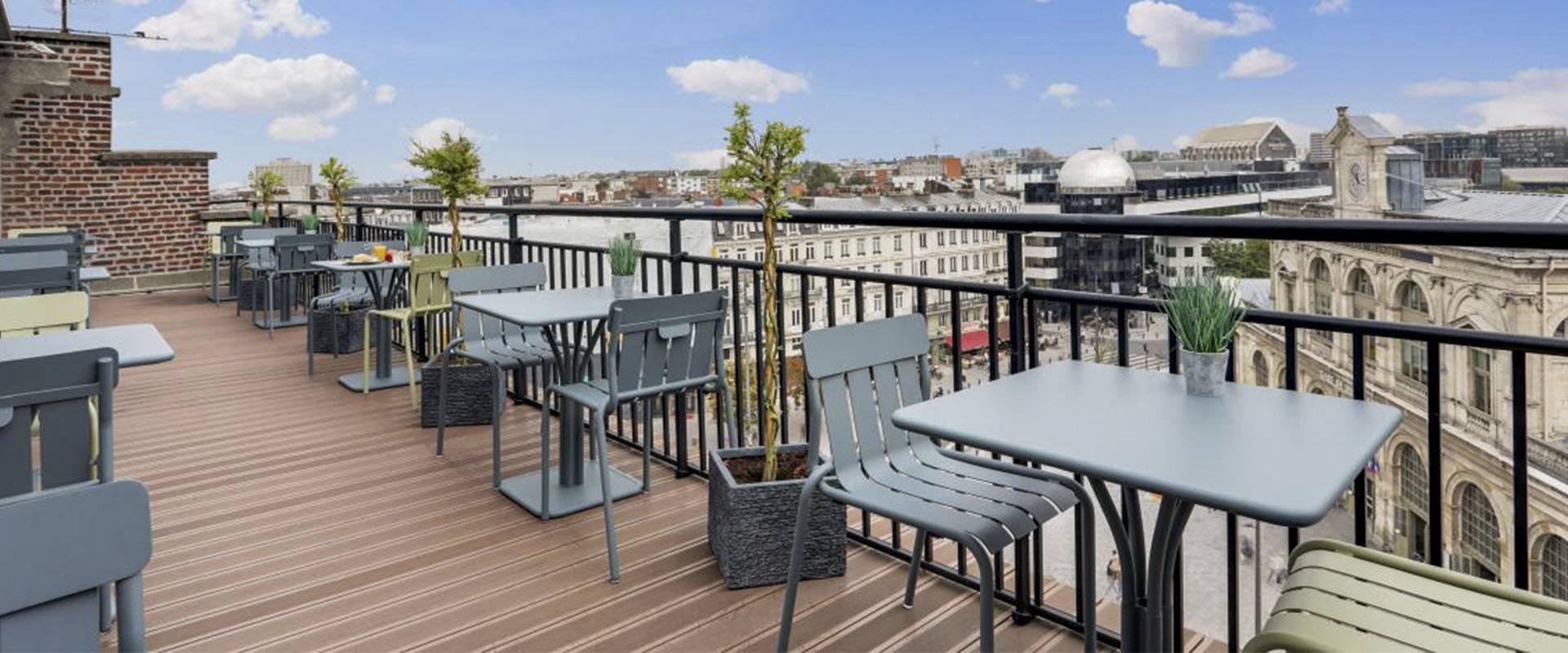 Hôtel Chagnot Lille