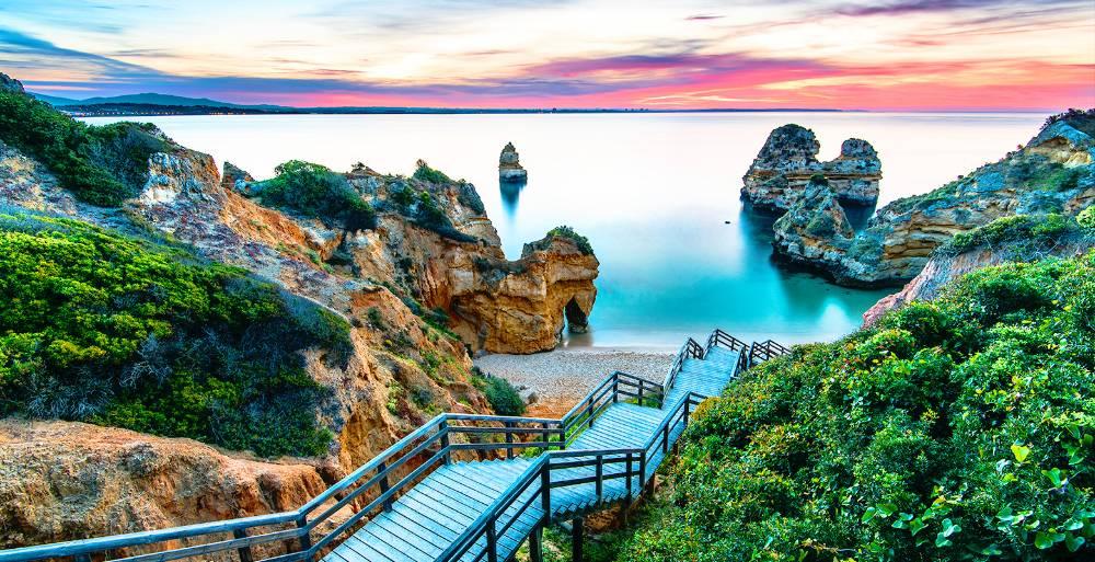 Dépaysement en Algarve