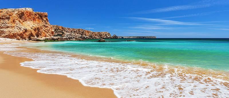 Le Portugal les pieds dans l'eau