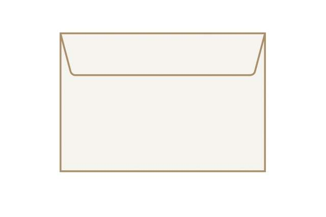 Rückantwort-Briefhülle
