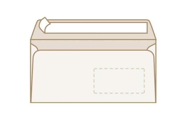 Briefhülle DL