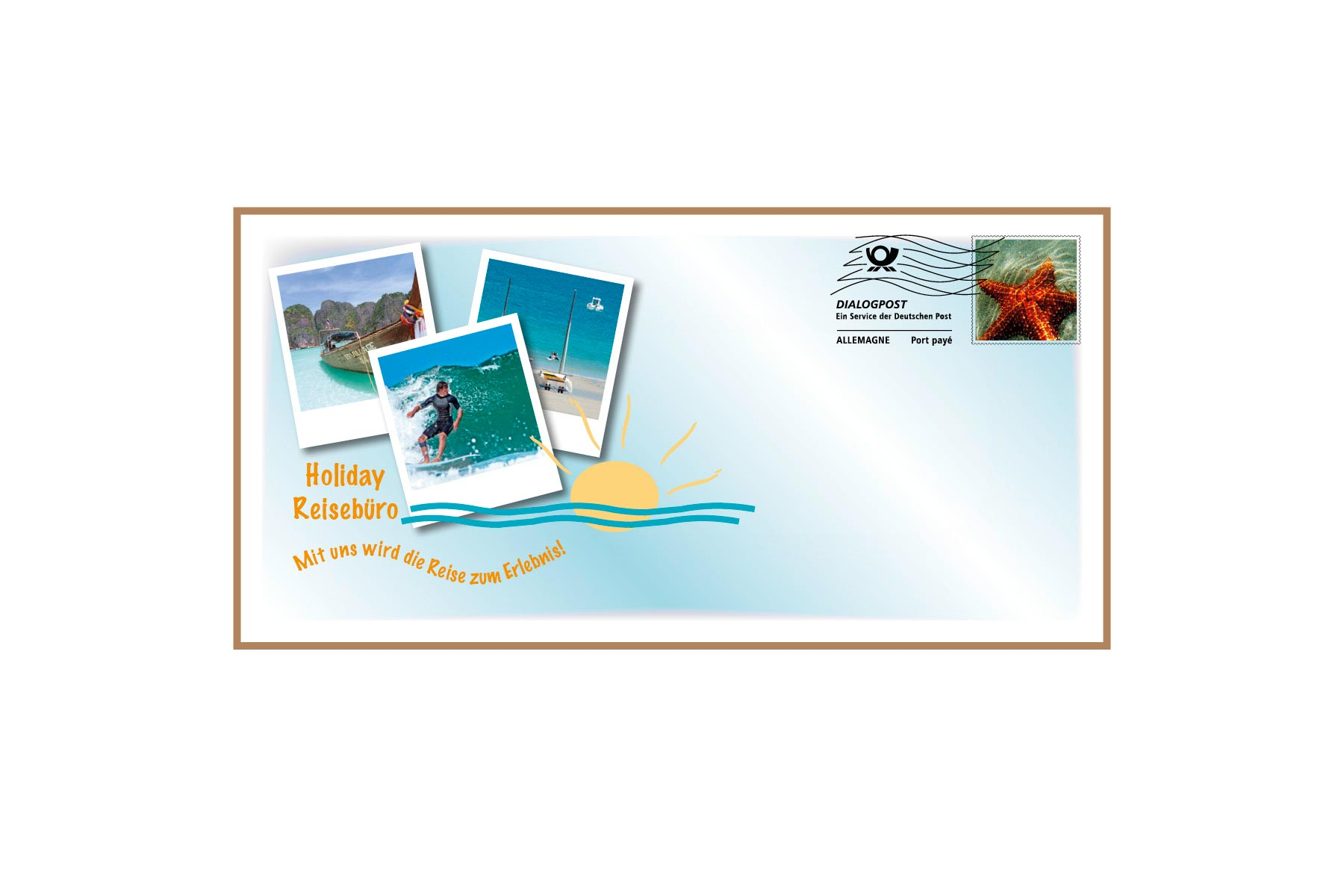 Briefumschläge DIN lang
