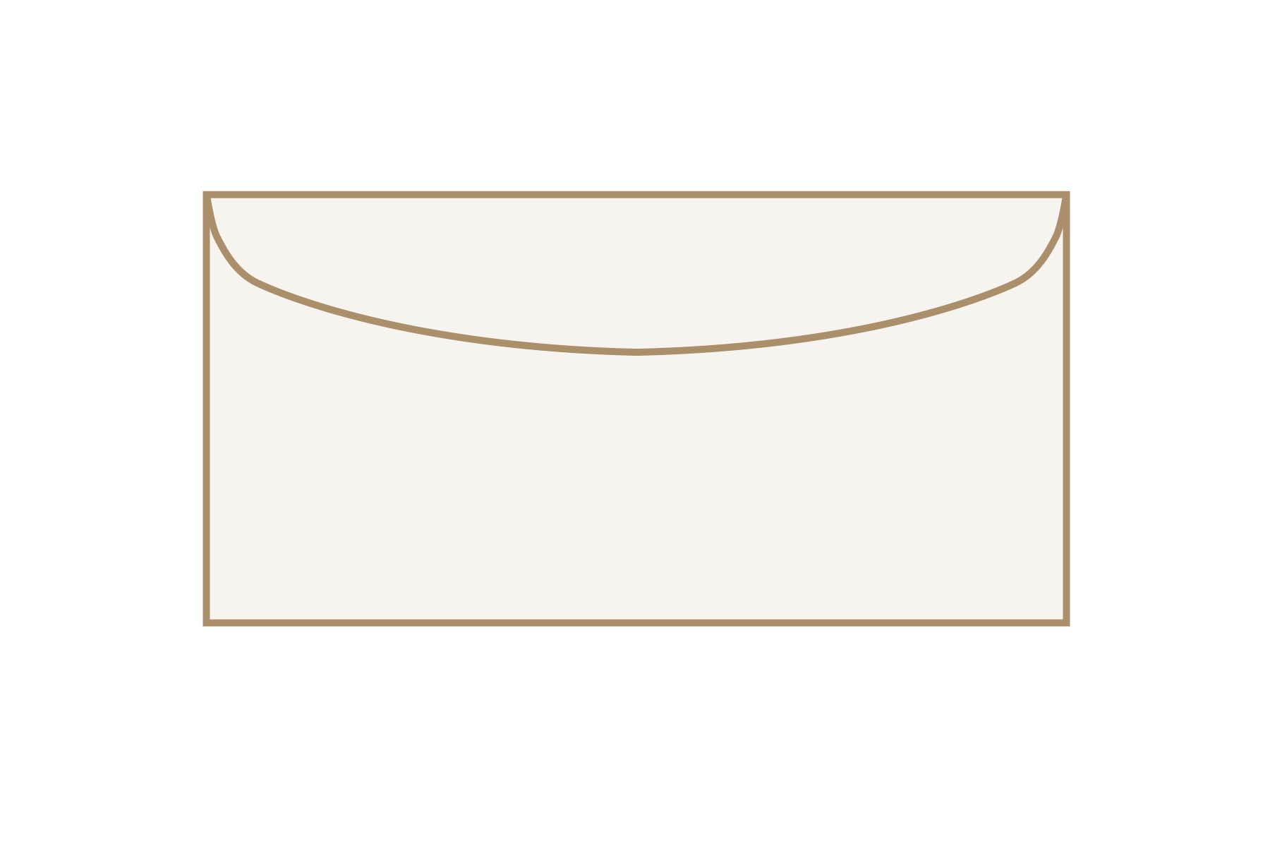 Kuvertier-Briefumschläge - ISK