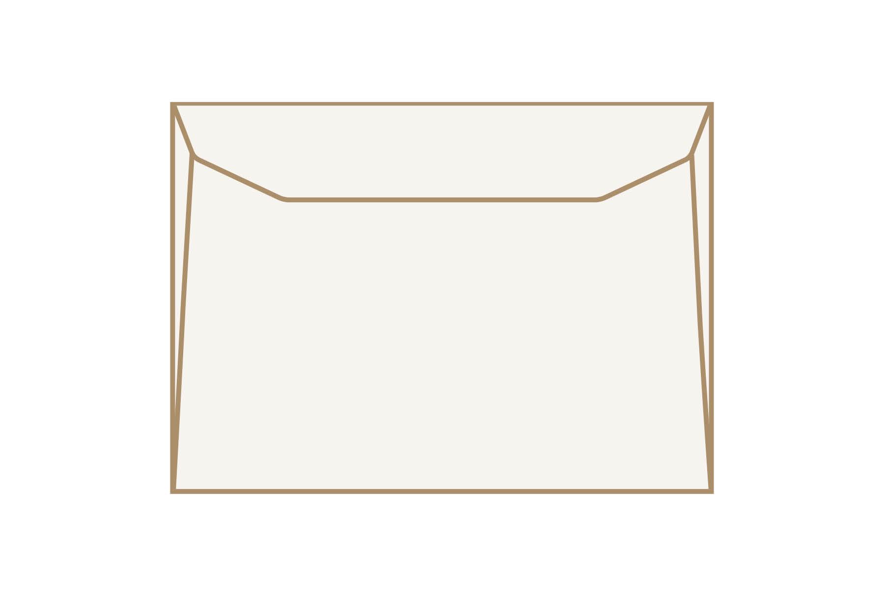 Kuvertier-Briefumschläge C4 ohne Fenster