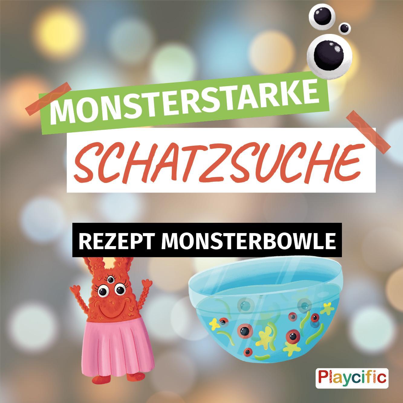 Rezept Monsterbowle