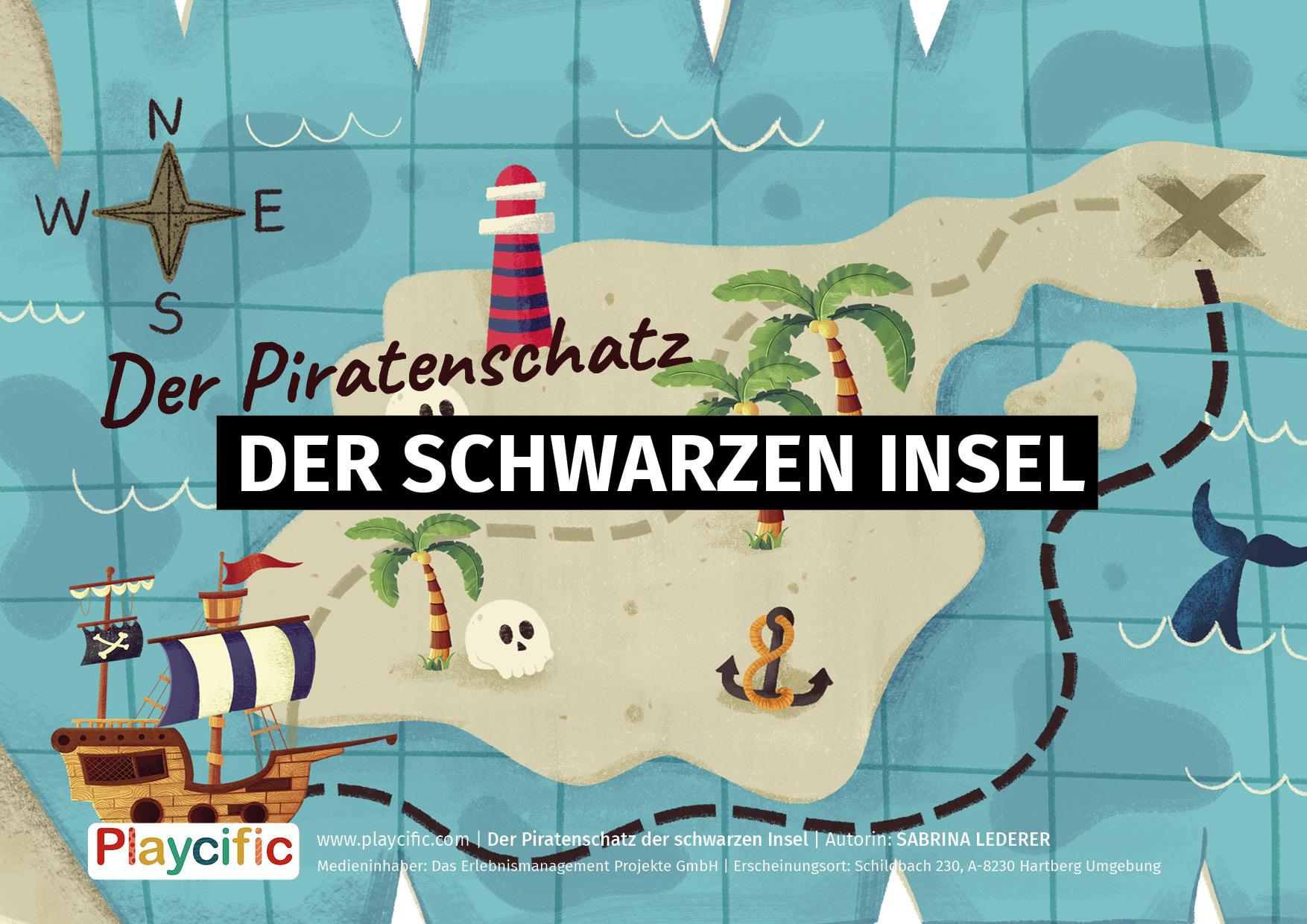 Der Piratenschatz der schwarzen Insel