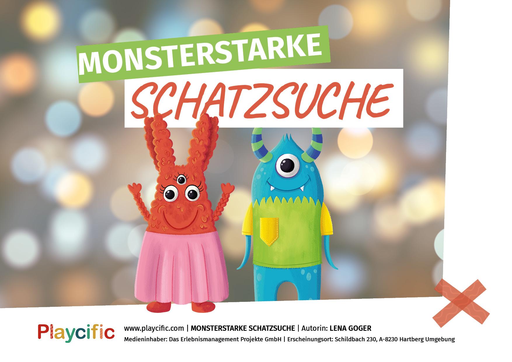 Monsterstarke Schatzsuche