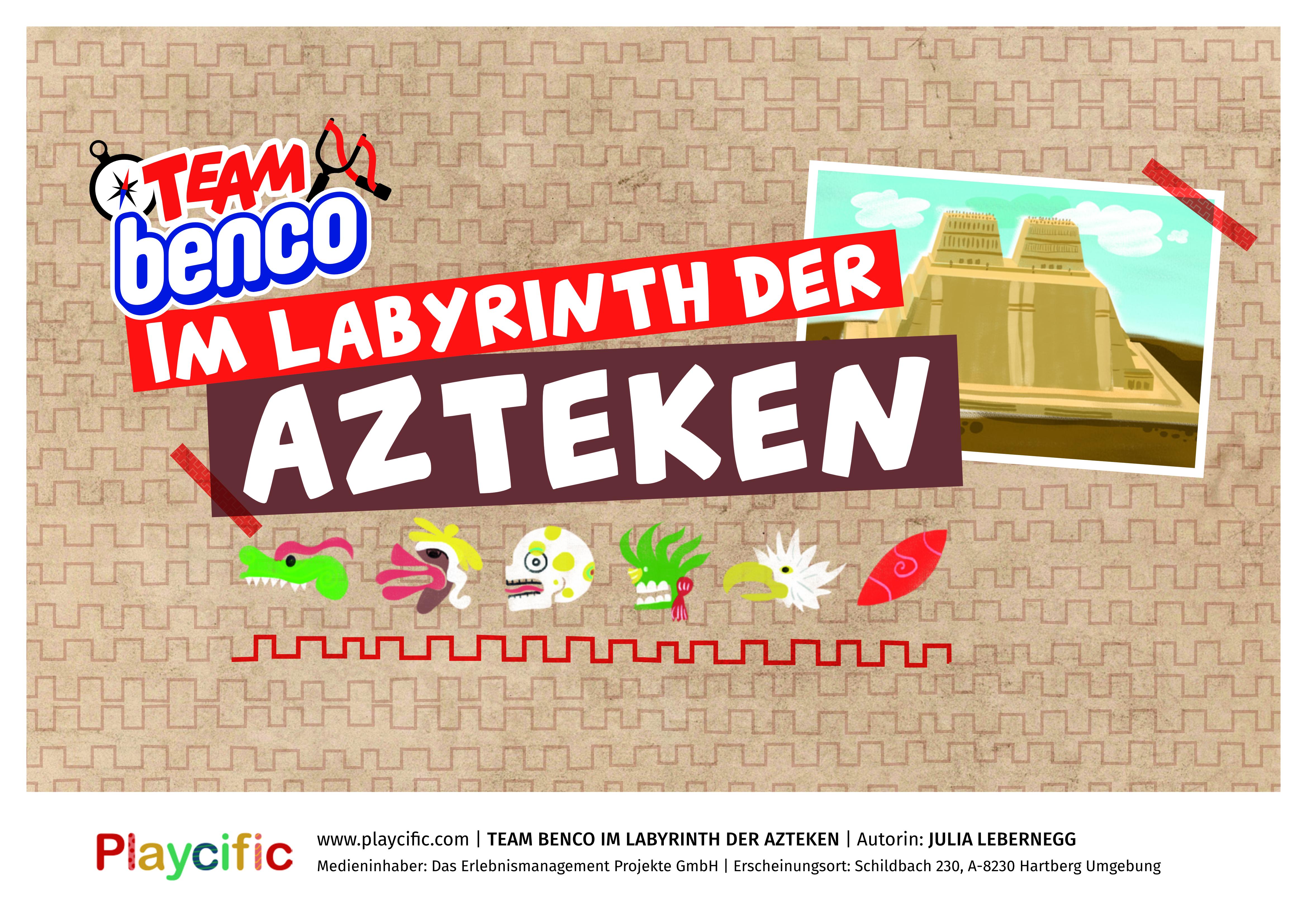 Team Benco - Im Labyrinth der Azteken