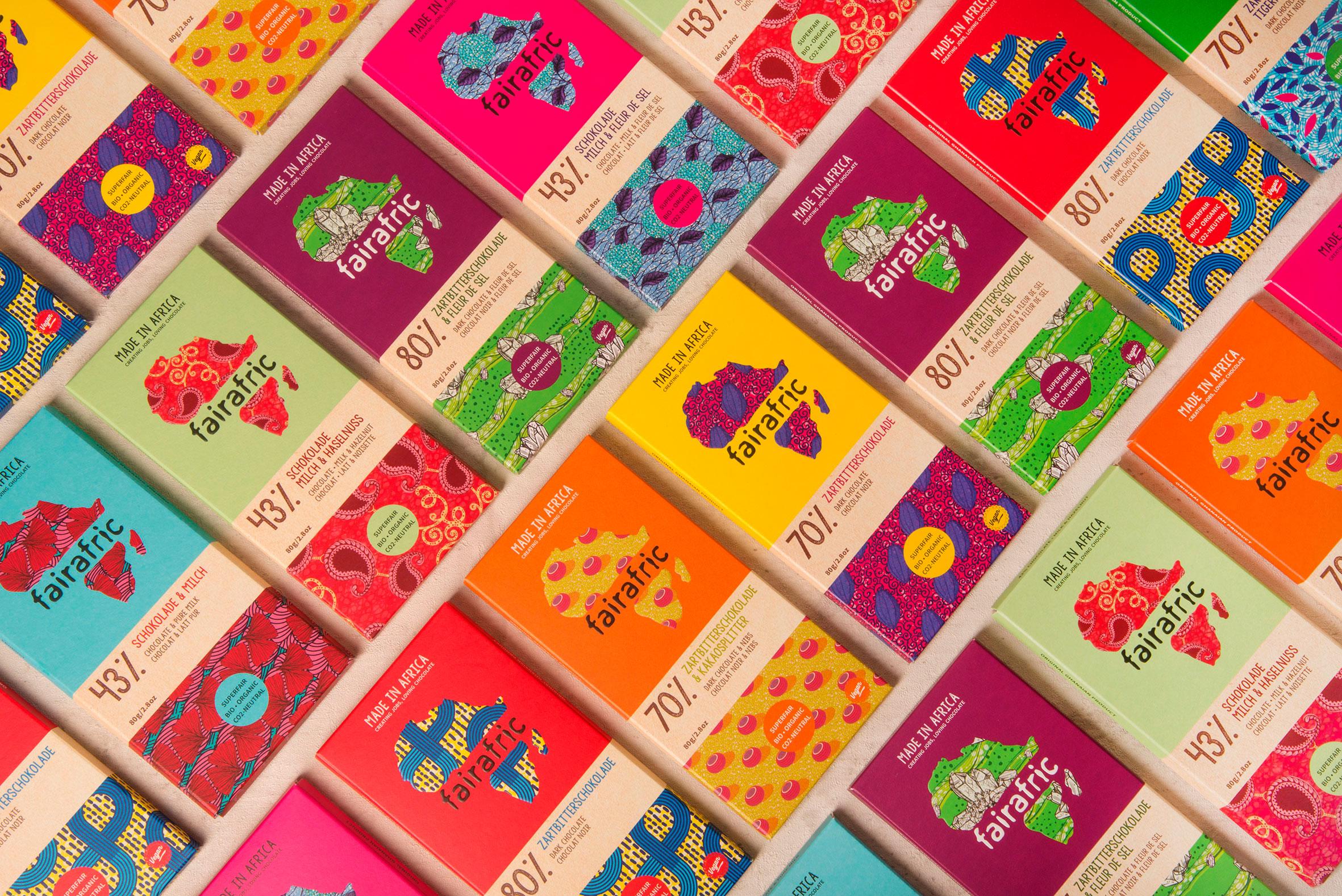 Fairafric Bio Schokolade