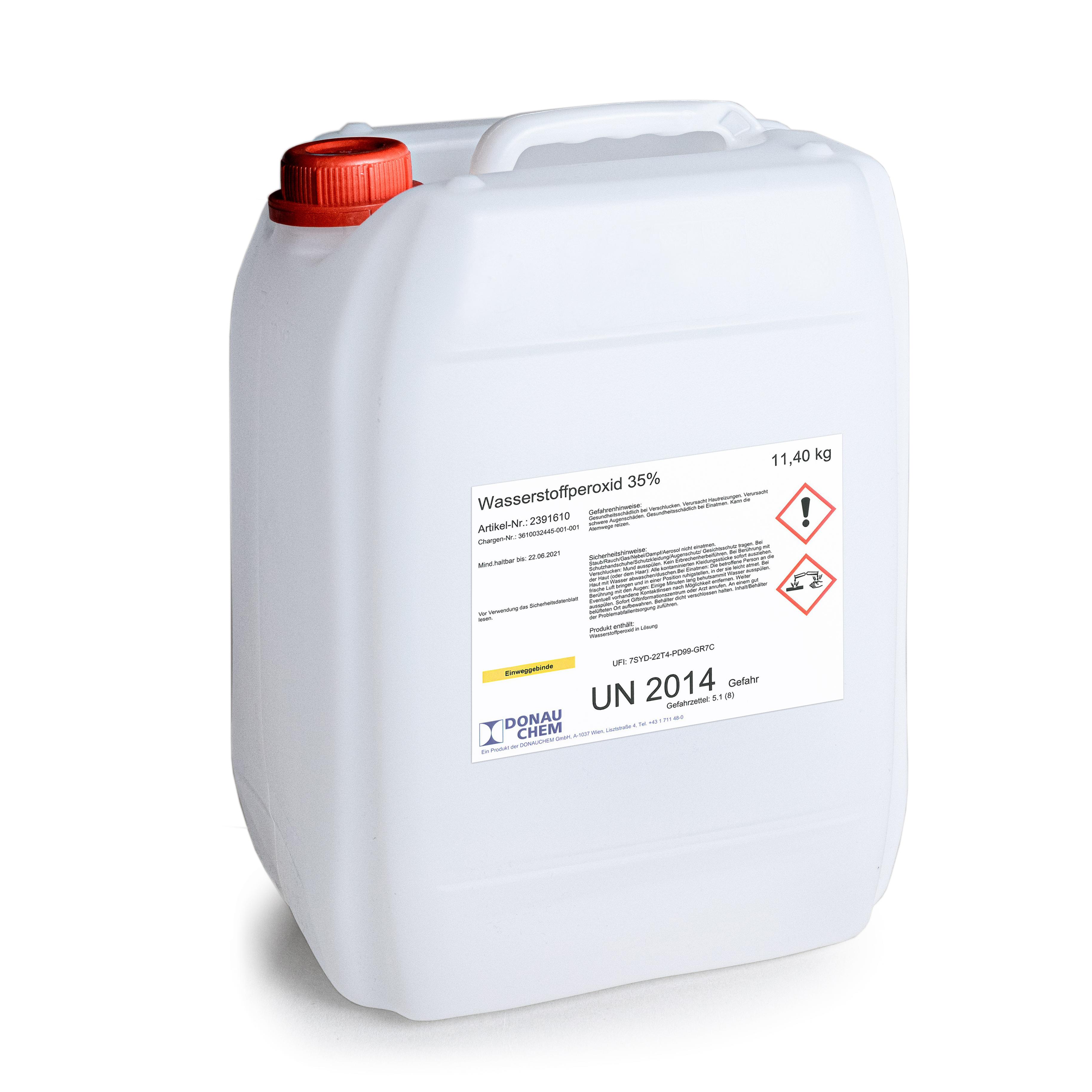 Wasserstoffperoxid 35%