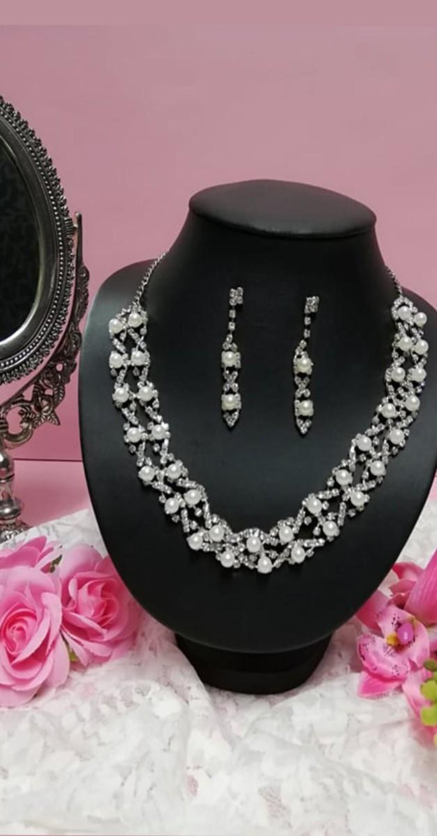 Vintage Schmuckset - Anna Elegant Jewellery Set