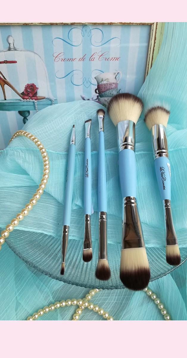 Vintage Make Up - Vintage Make Up - Lip  Eye Liner Brush
