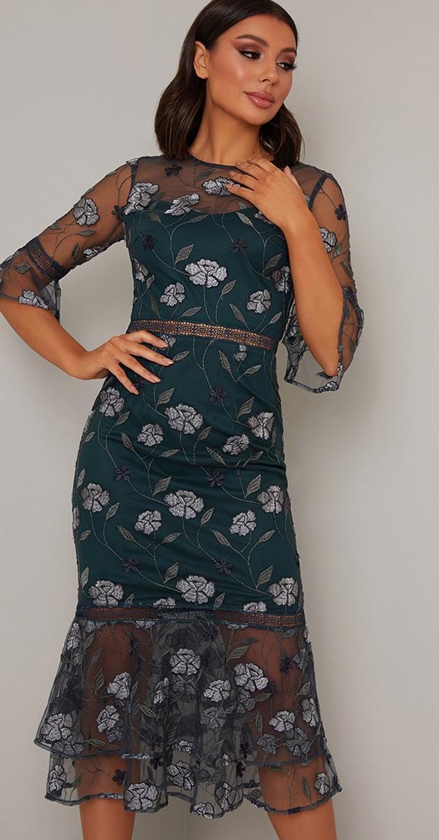 Vintage Stil Kleid - Vintage Stil Kleid -  Aislinn Dress