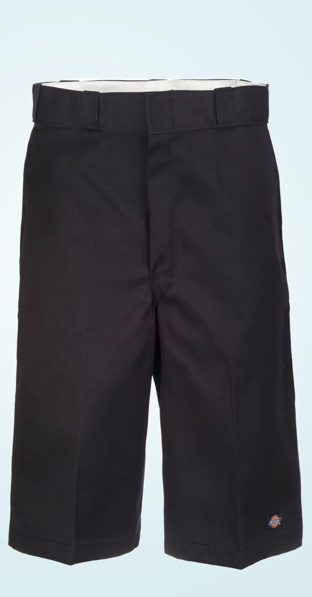 """Dickies 13"""" Multi-Pocket Work short Black"""