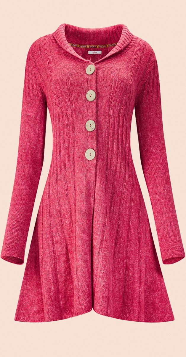 Vintage Clothing - Vintage - Coconut Button Knit