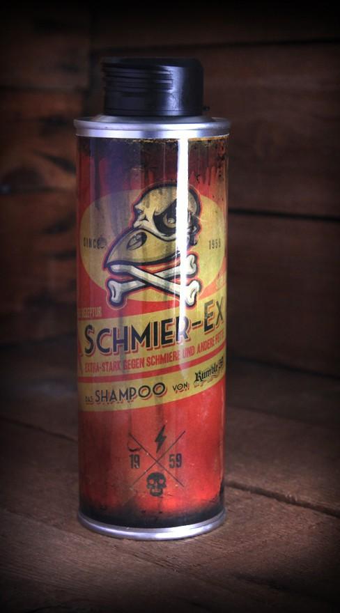 Rockabilly Accessoires - Shampoo - Schmiere Ex
