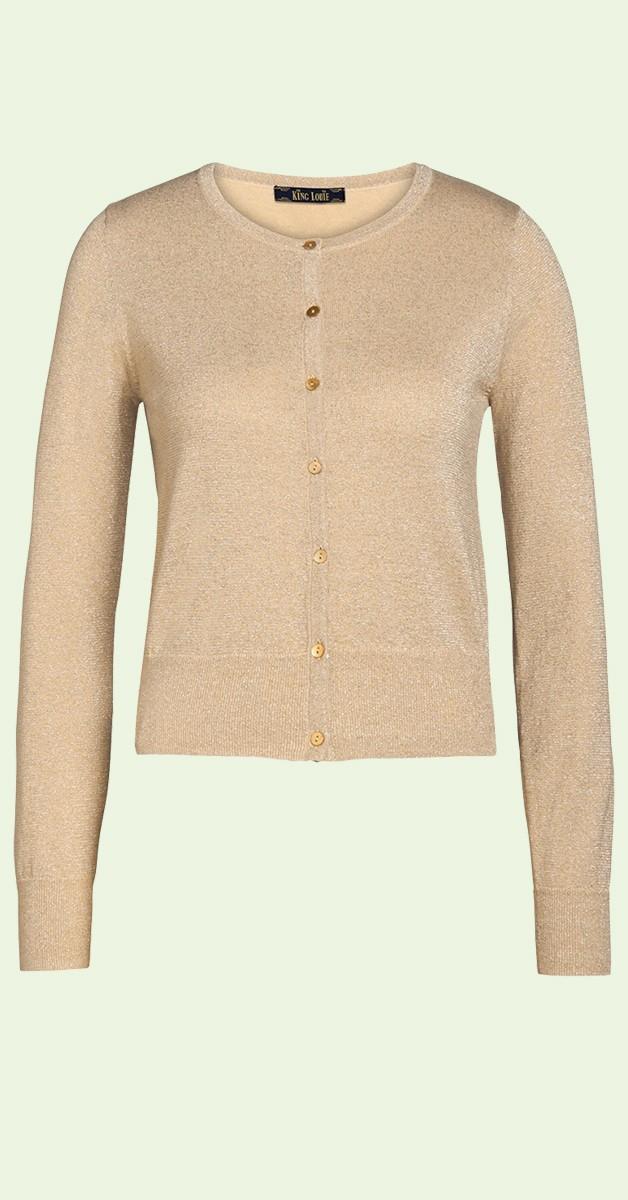 Vintage Style Fashion - Cardi Lapis