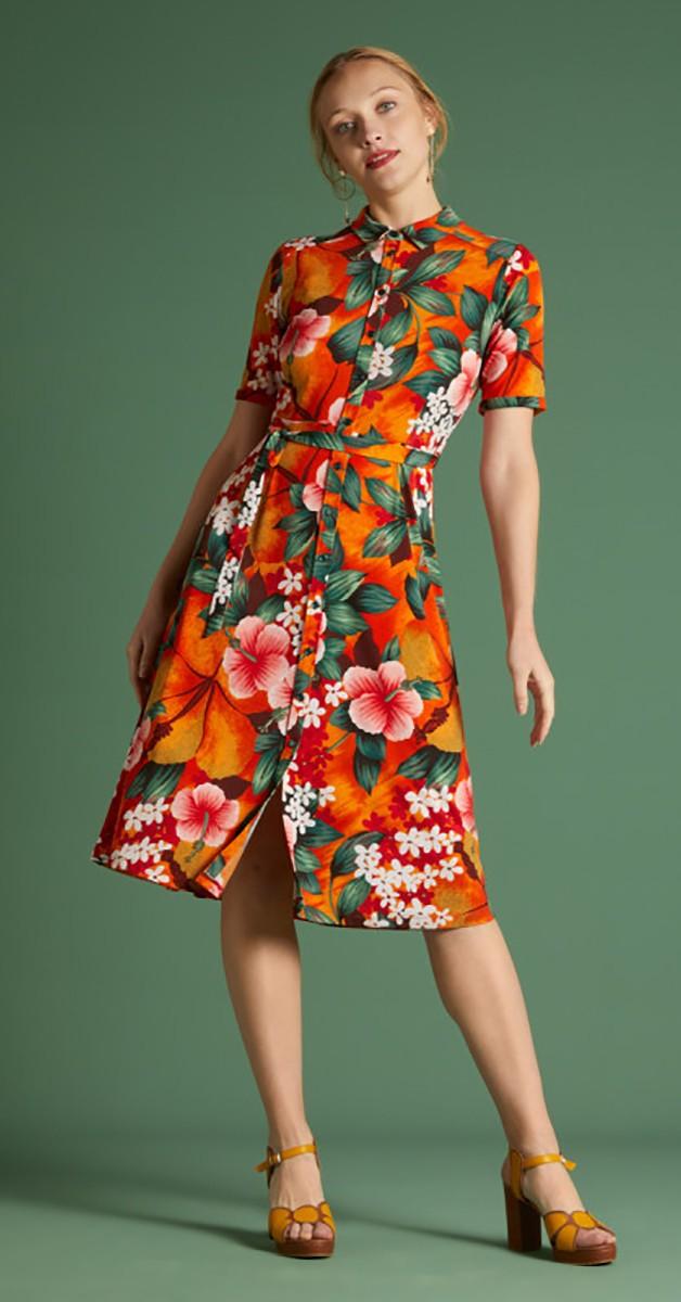 Retro Style Fashion -  Rosie Dress El Segundo