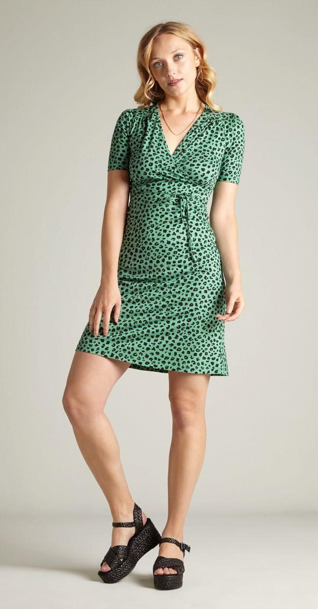 Retro Style Fashion - Cecil Dress Bobcat
