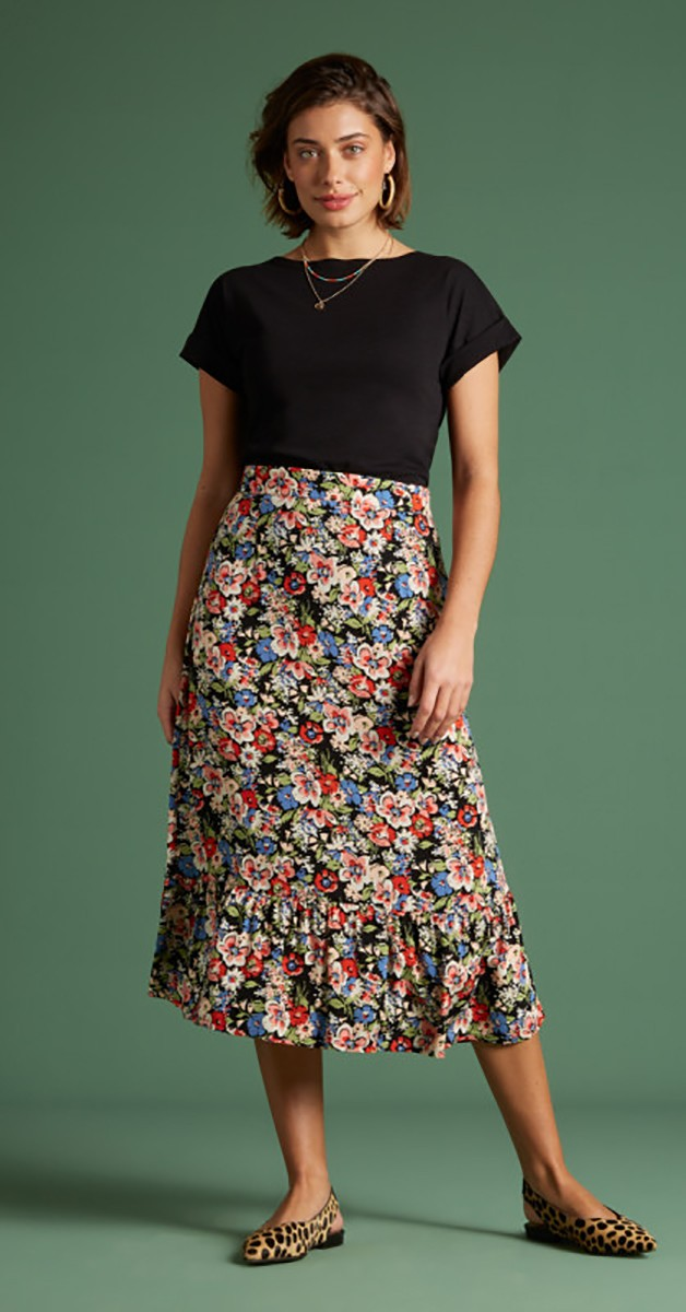 Retro Style Clothing -  Esme Skirt Dolores