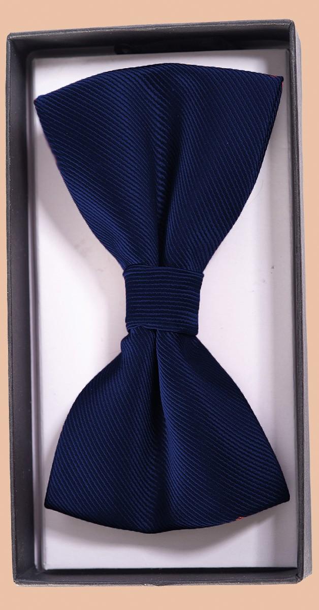 Vintage Accessoires - Fliege - Ribbon Dance Bow - Navy