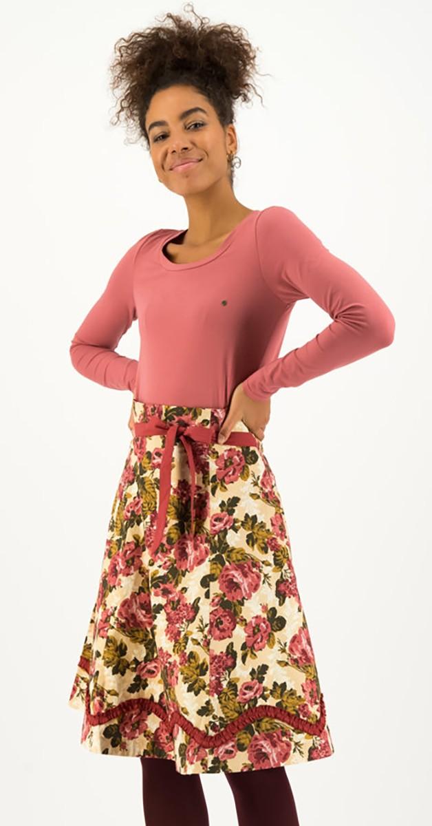 Vintage Mode - Rock - splendourous circle skirt