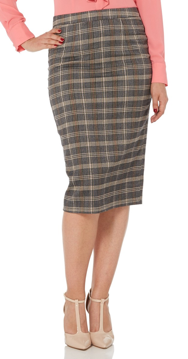 Vintage  Stil Rock - Pia  Pencil Skirt