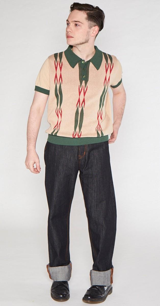 Vintage Bekleidung - Poloshirt - Pablo Marylebone