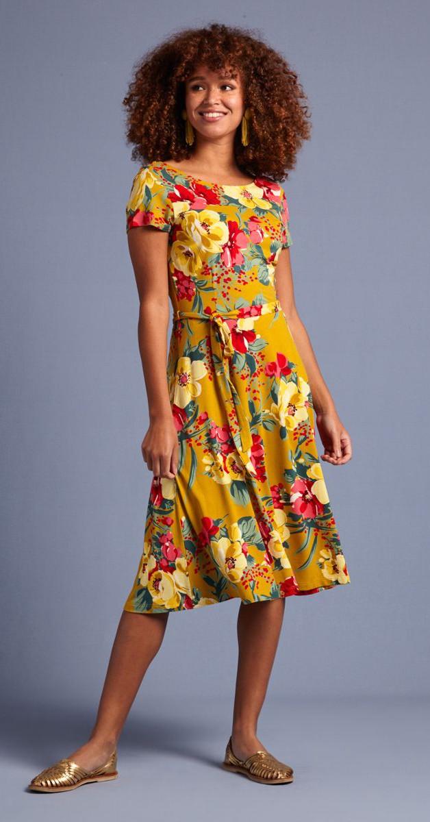 Retro Vintage Stil  Mode- Kleid - Sally Dress Lavish
