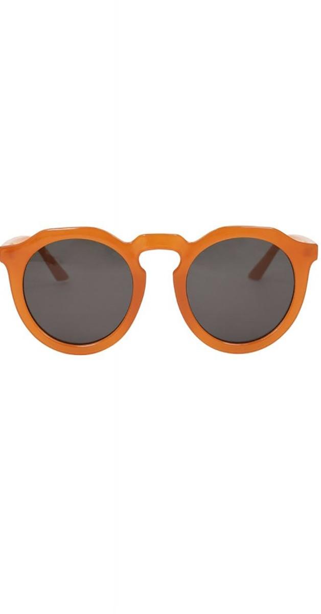 Vintage Accessoires 40er- Sherry Sonnenbrille- Orange