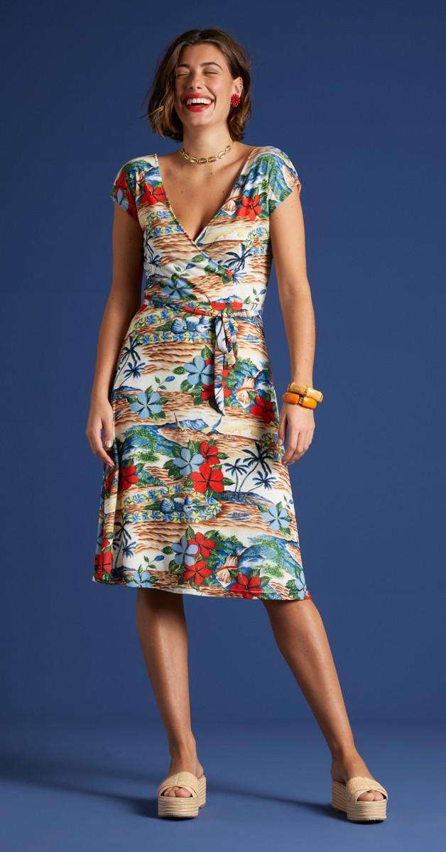 Retro Style Fashion - Mira Dress Pacino