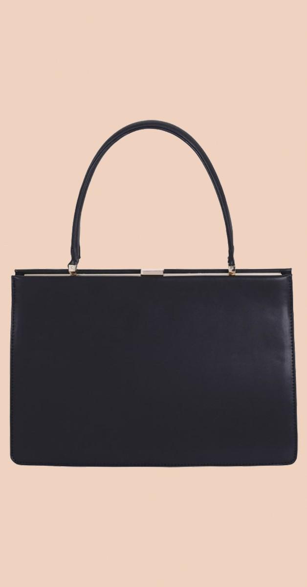 Vintage Retro Bag - Suzie Bag - Black
