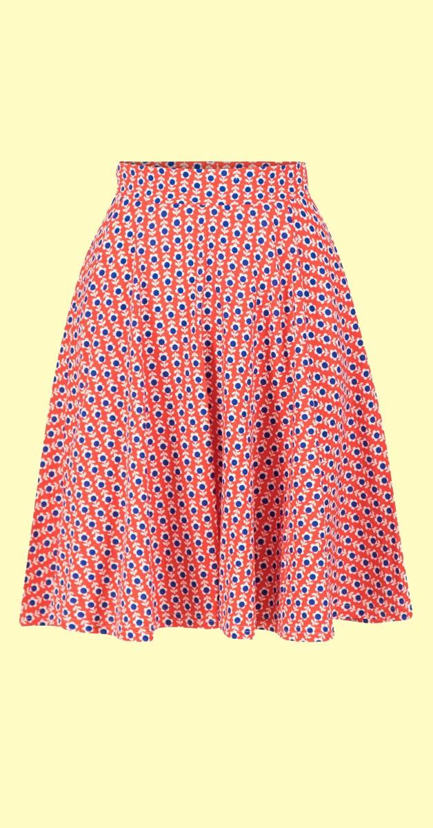Retro Fashion – Circle Skirt fullmoon - Everything in Bloemenmarkt