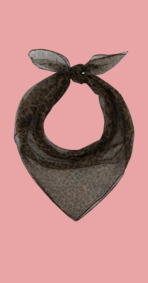 Vintag Accessoire Head scarf Zana Leo