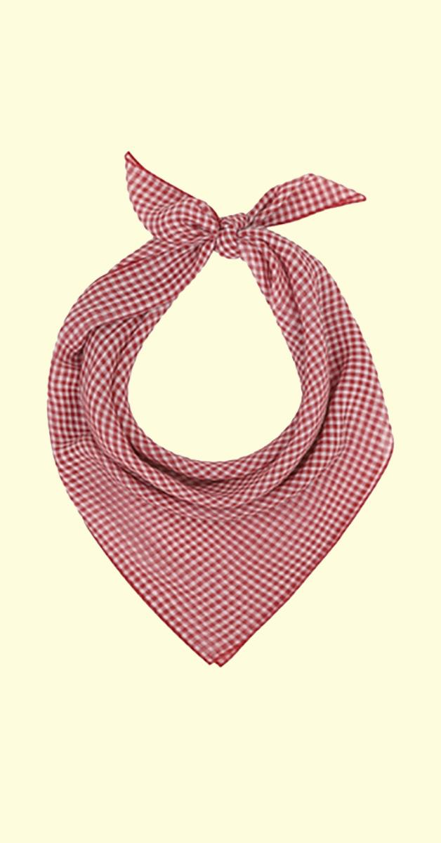 Vintage Accessoire scarf Zoe Gingham