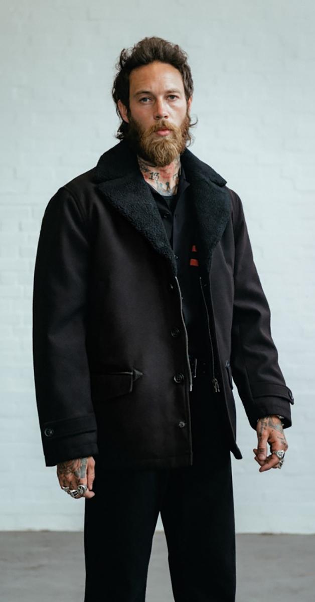 Rockabilly- Dave coat
