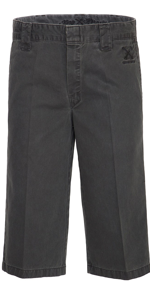 King Kerosin Workwear Shorts grey