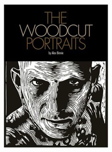 Buch - Woodcut Portrais