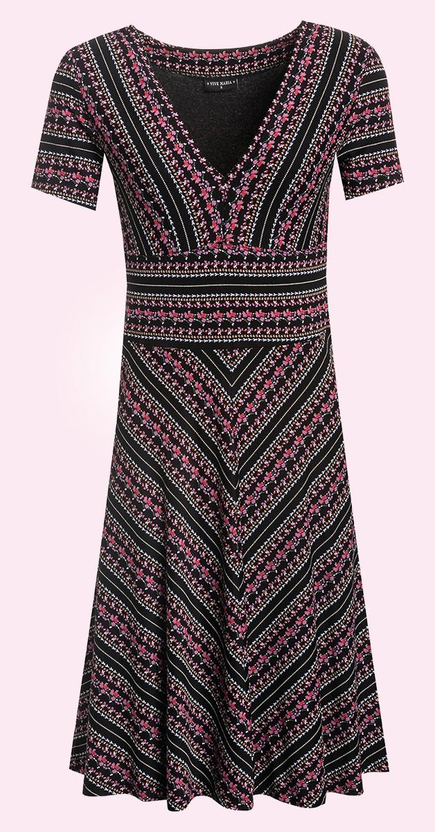 Retro Stil Mode- Kleid - Vive Maria Mittsommer Dress