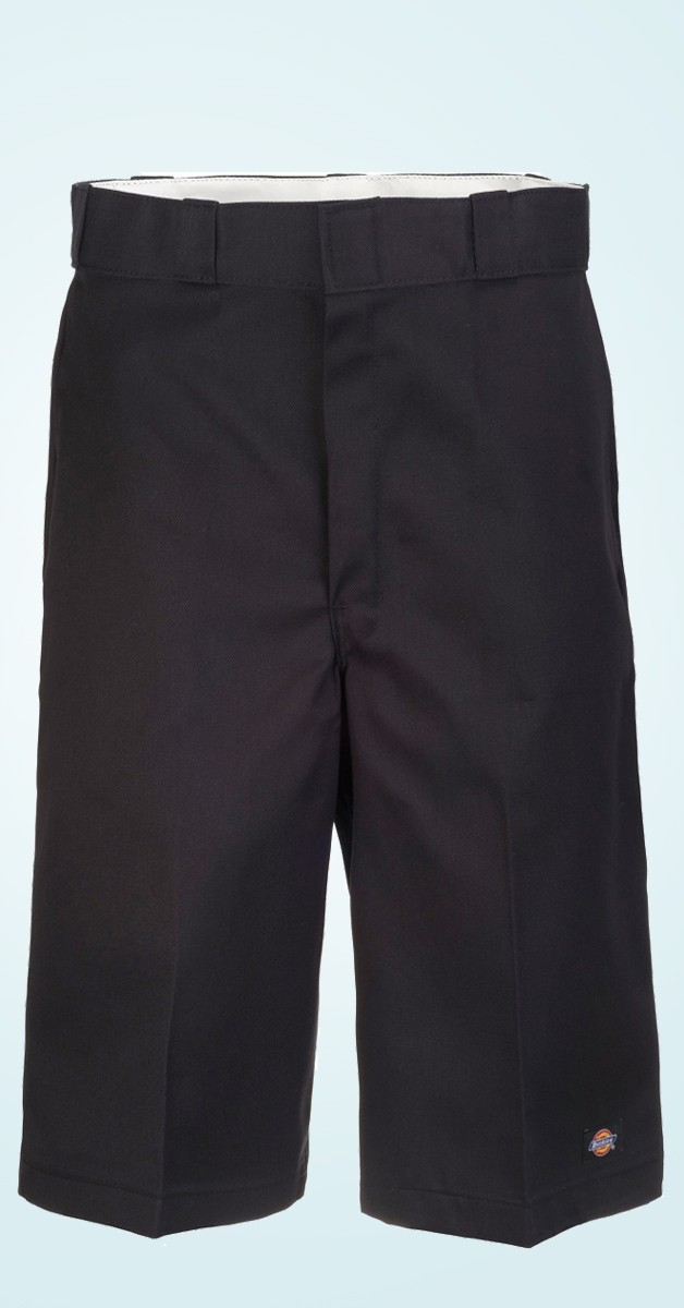 "Dickies 13"" Multi-Pocket Work short Black"