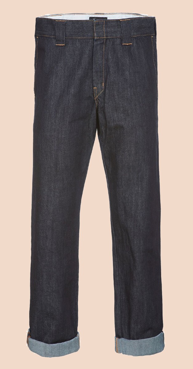 Dickies Jeans - Slim Fit Straight Leg Denim Work Pant
