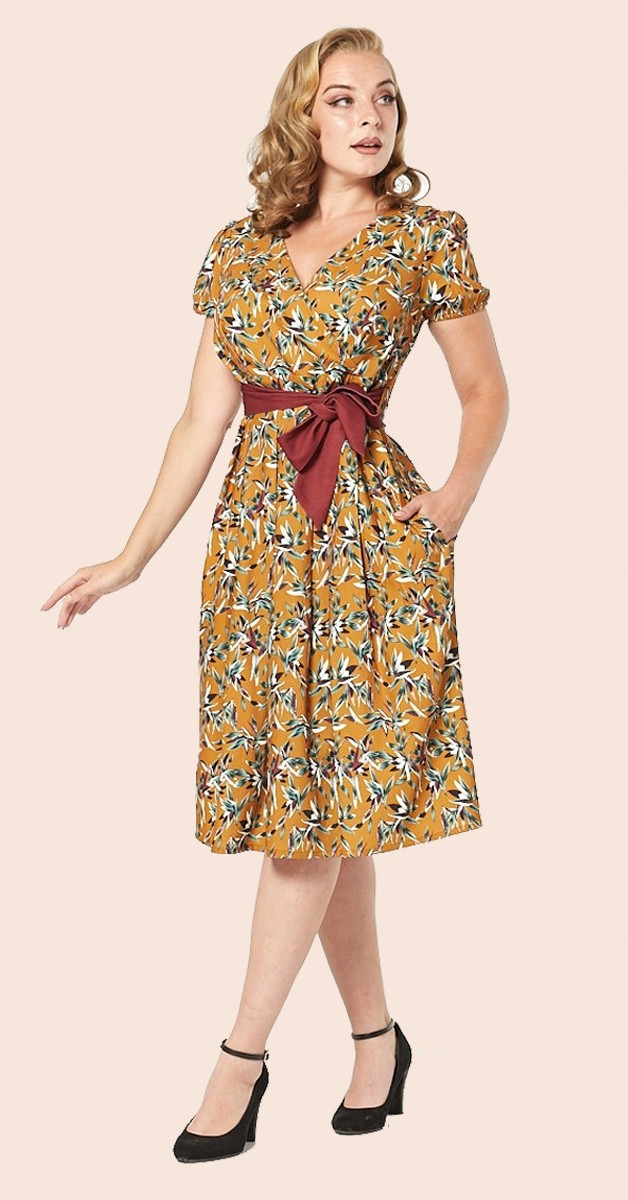 Vintage Kleid - Libby  Dress