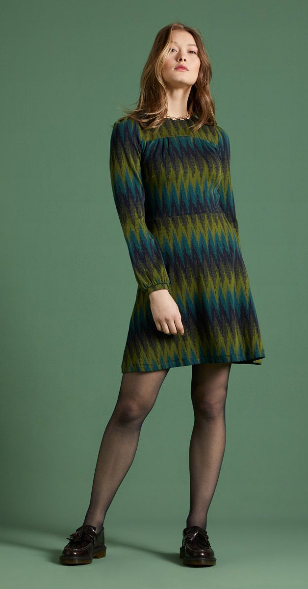 Retro Mode- Kleid - Polly Dress Liberta