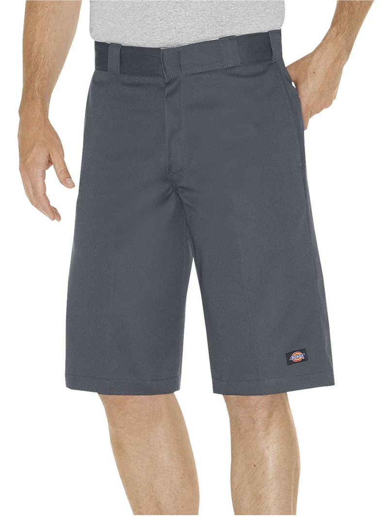 "Dickies 13"" Multi-Pocket Work Short - Charcoal Grey"