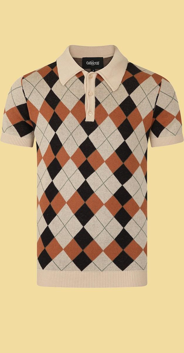 Vintage Bekleidung - Poloshirt - Pablo Muswell Hill