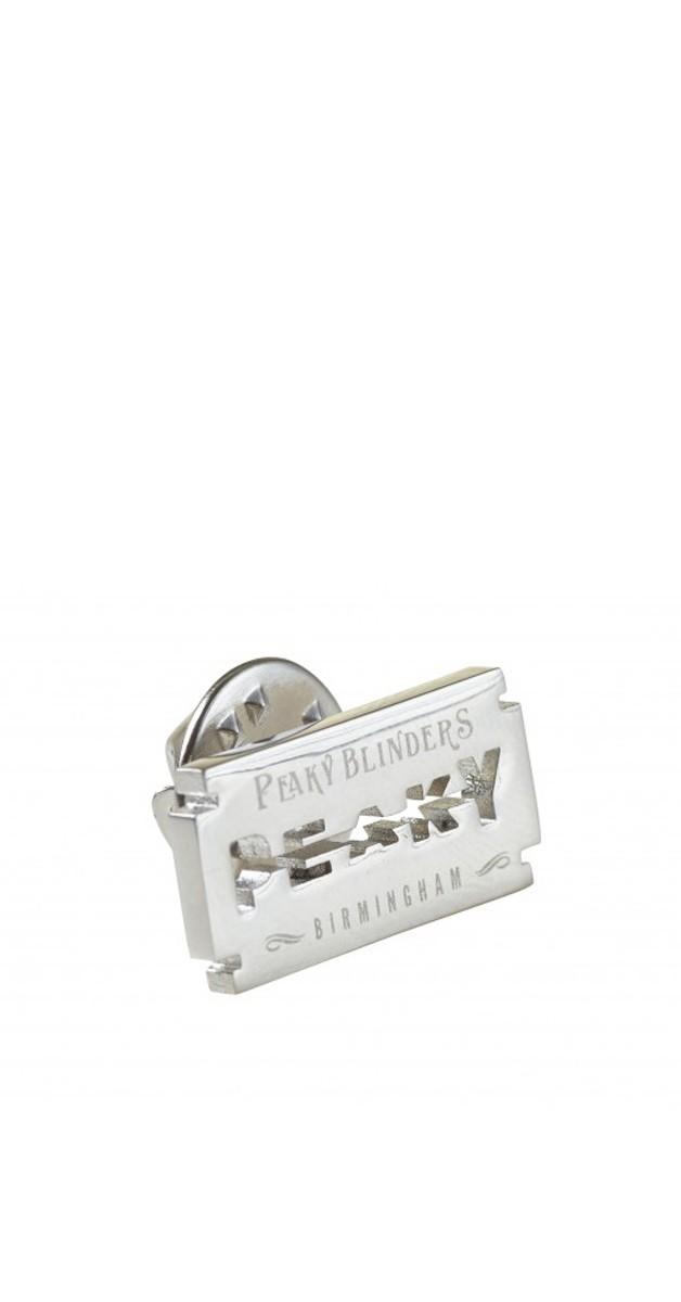Vintage Retro Accessoires - Peaky Blinders Pin Mit Geschenkbox
